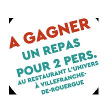 Roquefort, territoire en fête concours photos repas pour deux personnes