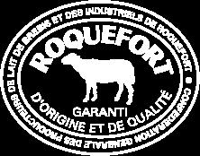Roquefort en fête logo Confédération générale de Roquefort