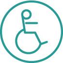 Roquefort en fête acces handicapé
