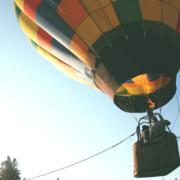 Roquefort en fête programme festival vols de montgolfière